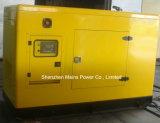 générateur diesel silencieux 66kVA en attente de 60kVA 48kw Cummins