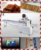 Het Koekje van het Type van hoofdkussen/van de Staaf Cookies/Bread/Cake/Chocolate/Swiss Roll/Mooncake/Dorayaki/de Verpakkende Machine Cracker/Rice/van het Stokbrood (broodjes) (zp-100 Reeksen)