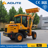 Lage Lader 920 van het Wiel van de Tractor van de Fabriek van de Prijs 1ton Kleine