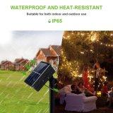 Zeichenkette beleuchtet des heißen Verkaufs-2018 Solar-LED im Freien wasserdichtes Solarlicht der zeichenkette-IP67