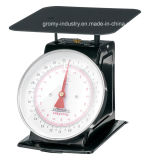 El puntero de Marcación de resorte mecánico Balanza Báscula de cocina 5kg.