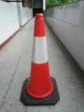 Cones de sécurité de construction PE