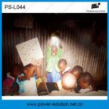 Lampes solaires portatives et légères de la batterie au lithium de 3.7V 2600mAh DEL avec le téléphone de frais (PS-L044N)