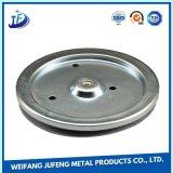 部分を押すステンレス鋼の金属を切る高品質レーザー