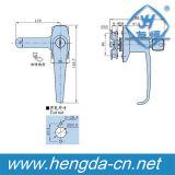Serratura elettrica della maniglia del metallo del Governo (YH9673)