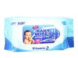 Рук-Рот младенца очищая влажную фабрику Кита Wipes внимательности кожи оптовой продажи ткани влажную
