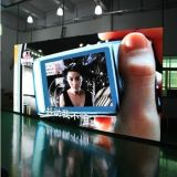 P5 a todo color interior pantalla LED flexible