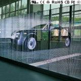 Top de Qualidade Europeia P10 LED transparente