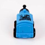 De auto van het Stuk speelgoed van de Wrijving van het Stuk speelgoed van het Voertuig van de Auto van de Vrachtwagen van de Wrijving Grappige Mini Plastic