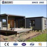Het edele Gewijzigde Huis van de Verschepende Container van 20 voet Norm Geprefabriceerde met Badkamers