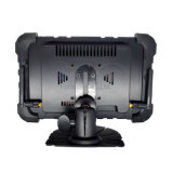 """2.4GHz Digital spaltete drahtloser Auto-hintere Ansicht-Kamera-Installationssatz mit DVR """" Bildschirmanzeige LED-7 auf"""
