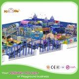Esteira de borracha do campo de jogos popular da esponja para o centro do jogo de crianças