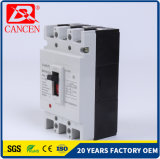 Corta-circuito moldeado corta-circuitos 100-225A del caso de MCCB MCB RCCB