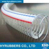 Manguera acanalada flexible del conducto del PVC