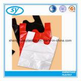 HDPE LDPE супермаркета полиэтиленовый пакет покупкы тенниски изготовленный на заказ прозрачного упаковывая