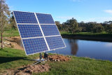 Ihr eigenes Solarwasser-Pumpen-Sonnensystem aufbauen