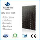 Prix bas élevé d'Effiency de la CE d'OIN de TUV et panneaux solaires 300watt mono vendables pour la marque de best-seller de la Chine