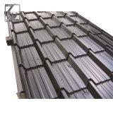 건축을%s 직류 전기를 통한 강철 물결 모양 루핑을 지붕을 달기