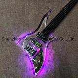 LED 아크릴 일렉트릭 기타 저음 (GB-92)