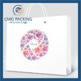 De kleurrijke Elegante Witte Kosmetische Zak van het Document (DM-gpbb-166)