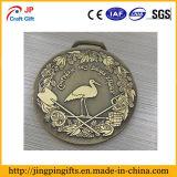 De aangepaste Medaille Van uitstekende kwaliteit van het Metaal van de Legering van het Zink
