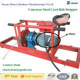 컨베이어 벨트 분리 기계