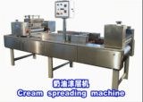 Cream Biscuit Production Line Cream Spreading Machine
