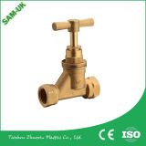 National Hardware Show Booth # 2538 Brass Pex Sweat Coude Pipe Fitting Série Tx04360 avec CSA Pex * Sweat