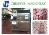 De bevroren Scherpe Machine van het Vlees van Dicer van de Kip