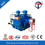 Pompe de vis à haute pression du pétrole trois de four de vapeur