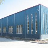 La luz de acero de gran Span Edificio de construcción de bastidor de acero