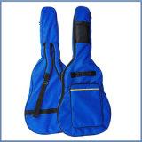 余暇音楽器械のギター箱か袋