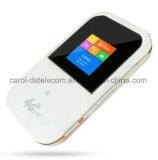 Mini Mobile 4G Modem Router WiFi Wirellss FDD Router Mifi recto para insertar la tarjeta SIM 4G Router (Marvell 1802)