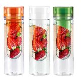 бутылка воды лимона пластмассы 600-750ml или стекла