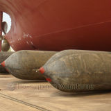 Sac à air de lancement de levage de marine pour le bateau de dragueur