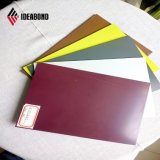 1220*2440mm de tamaño estándar fresco de aluminio de color verde Panel externo (AE-35B)