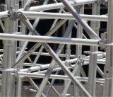 Estrutura de aço leve andaime para a construção do prédio, a China Factory