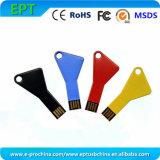 Рекламные Сувениры индивидуального логотипа мини-ключ USB Flash Drive (ED170)