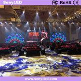 Afficheur LED d'étape de vidéo de 3.91mm pour l'application mobile extérieure d'intérieur