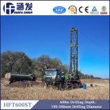 Piattaforma di produzione montata camion Hft600st del traforo sotterraneo