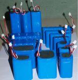 batterie di litio dello Li-ione 4000mAh 18650 3.7V