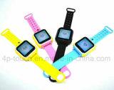 ビデオ呼出しD18sを用いる最も新しい3G子供GPSの追跡者の腕時計
