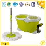 Mop magico girante di rotazione di vita 360 facili del prodotto di pulizia
