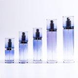 15ml / 30ml / 50ml / 100ml / 130ml único cilindro de acrílico Loción Botella Botella de plástico loction