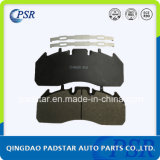 Wva29174 garnitures de frein de camion de fer de moulage des pièces d'auto CEE R90