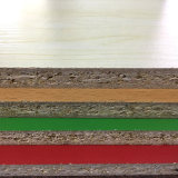 [15/16/17/18مّ] ميلامين مسيكة أثاث لازم درجة لوح ليفيّ خشب مضغوط