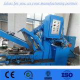 Verwendeter Gummireifen-hydraulischer Ausschnitt-Maschinen-Gummireifen-Scherblock
