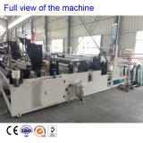 1092 Type de papier hygiénique automatique complète petit rouleau de papier Le rembobineur Making Machine