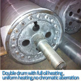La CE aprobó la sublimación del rodillo de calor de la máquina de prensa