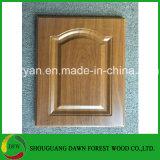 Les portes des armoires de cuisine du Film de protection de la surface du grain du bois